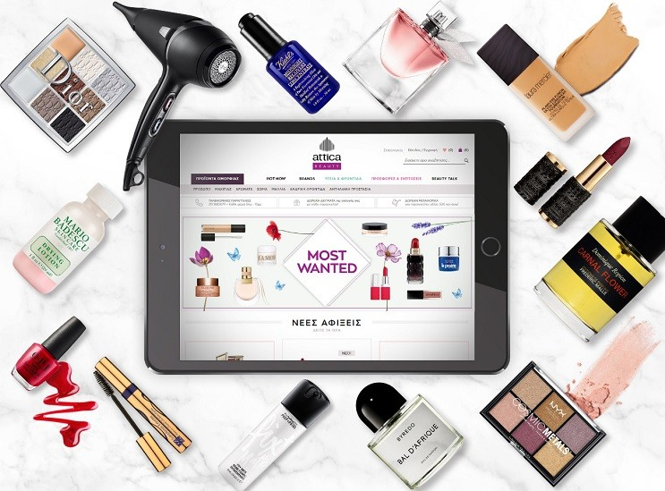 Beauty e-shops