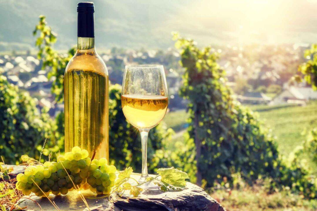 Κρασί, Αλσατία