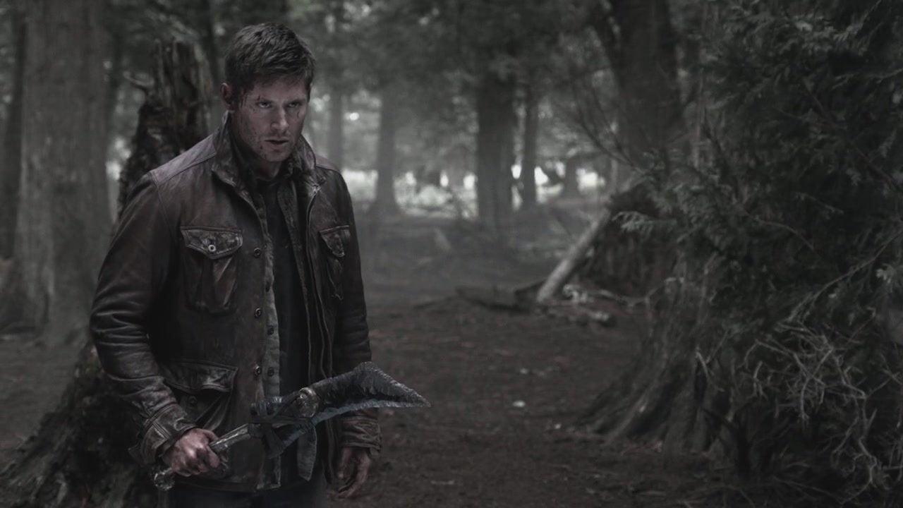 season 8 Dean Wichester