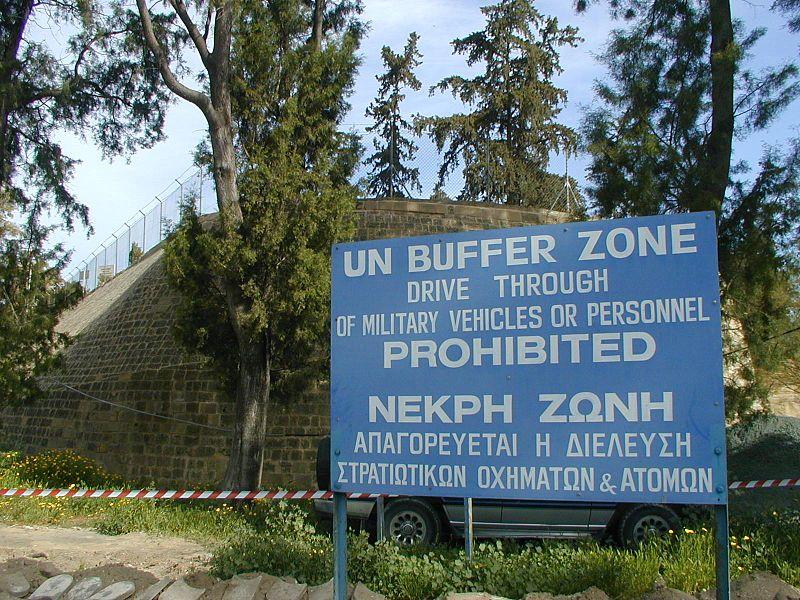 H Πράσινη Γραμμή στην Κύπρο