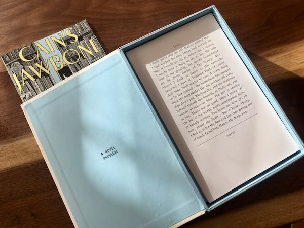 Cain's Jawbone βιβλίο