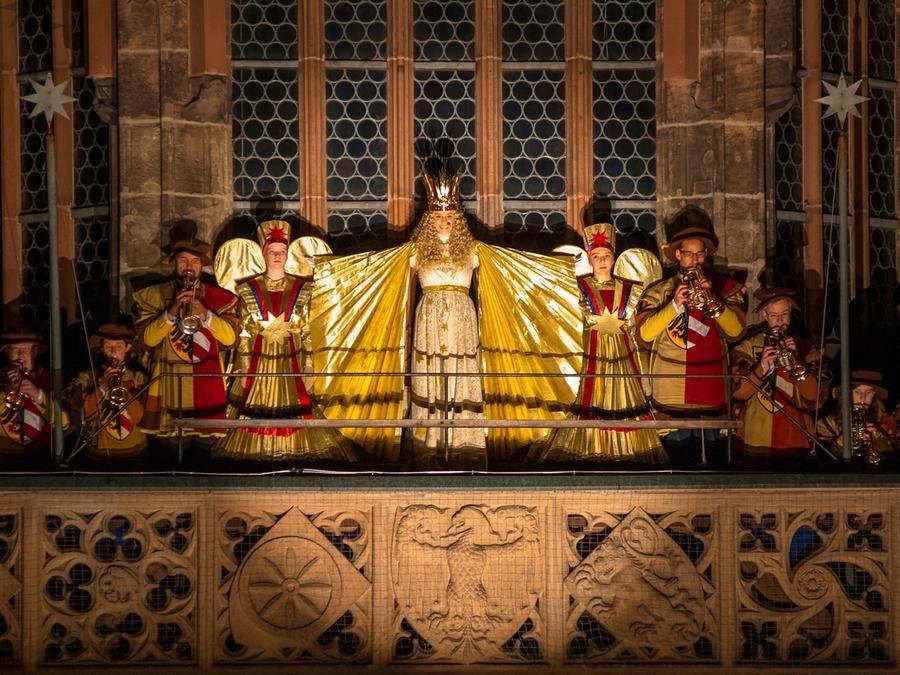Το παραμυθένιο στολίδι της Γερμανίας η μεσαιωνική Νυρεμβέργη