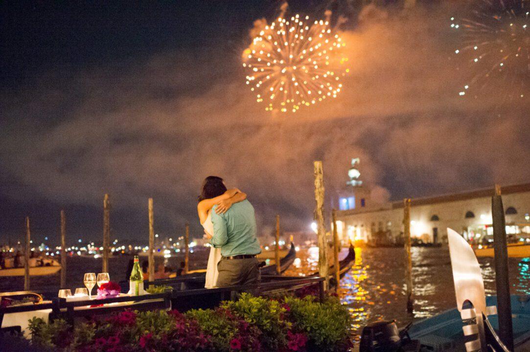 Πρωτοχρονιά στην ρομαντική Βενετία
