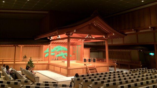 ιαπωνικό θέατρο