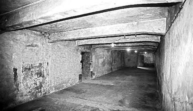 ολοκαύτωμα: μέθοδος εκτέλεσης των κρατουμένων