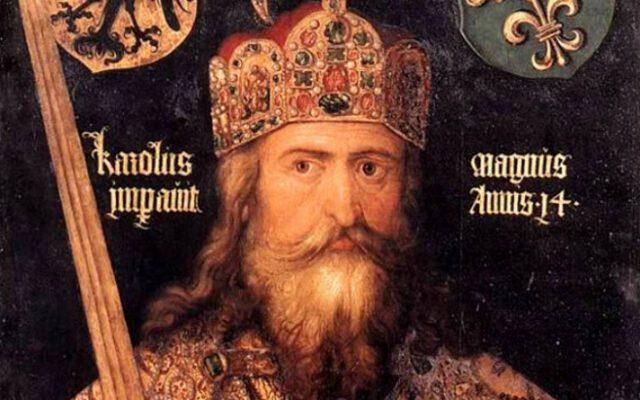 Πηγή εικόνας: newsbeast.gr | Ο βασιλιάς Καρλομάγνος