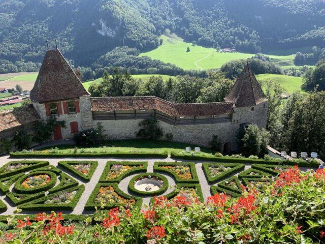 Το Chateau de Gruyeres
