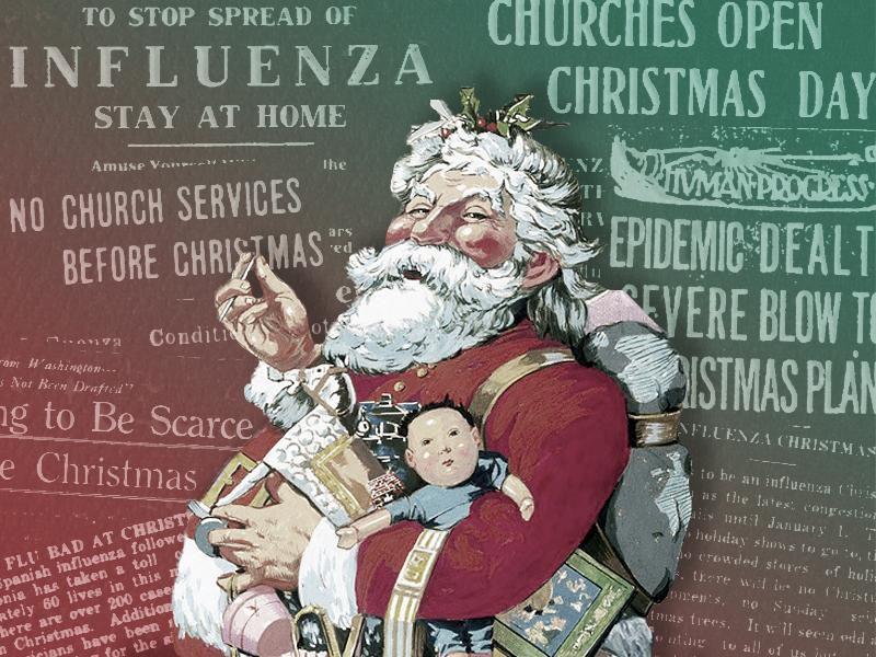 Χριστούγεννα πανδημίας