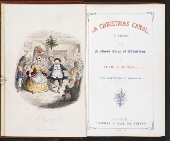 «Μια χριστουγεννιάτικη ιστορία»