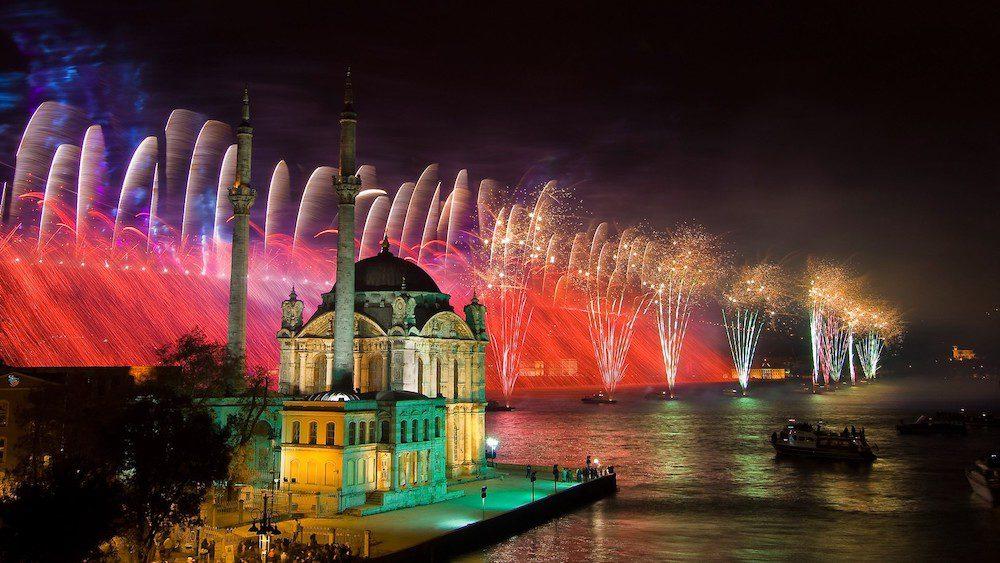Ένα από τα περίεργα έθιμα της Πρωτοχρονιάς στην Τουρκία
