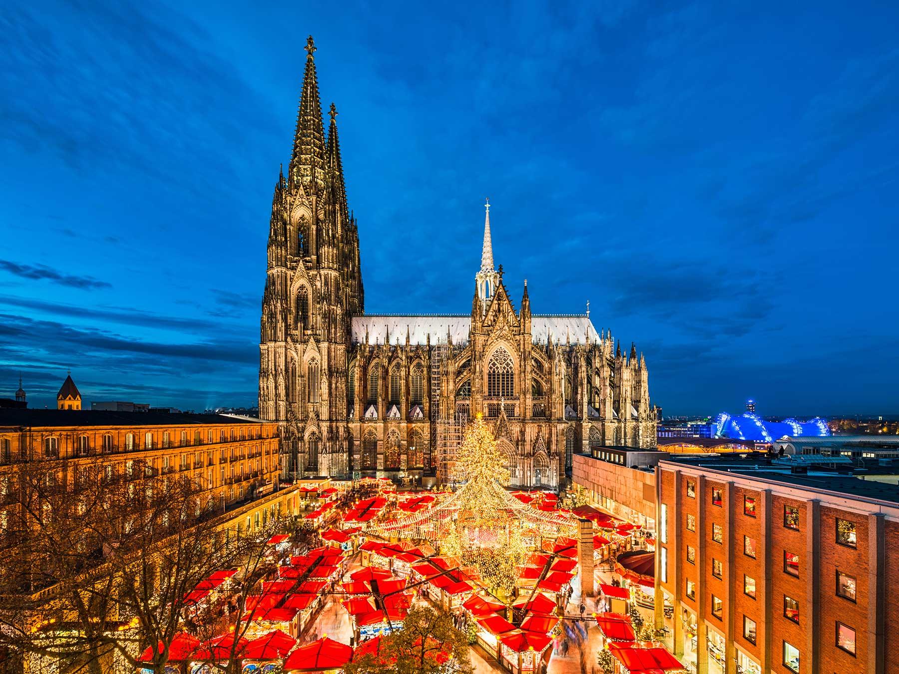 Κολονία: Βρείτε τα καλύτερα Christmas Markets