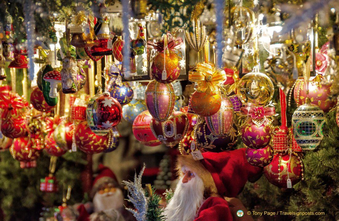 Παραμυθένια Χριστούγεννα στην Νυρεμβέργη