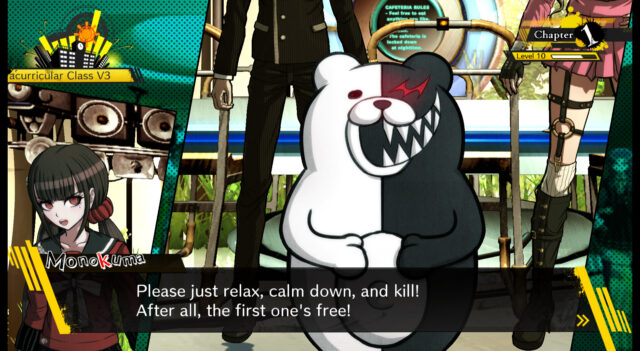 Visual novel, danganronpa