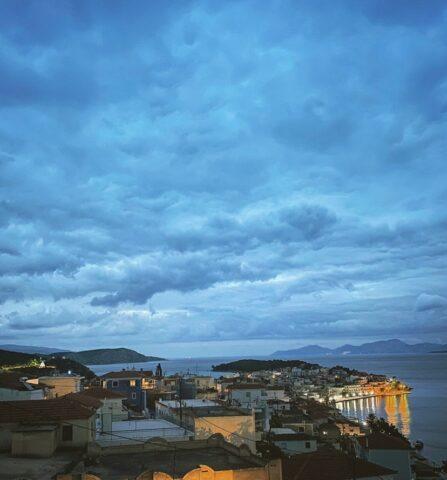 Ερμιόνη Νησί Πόλη