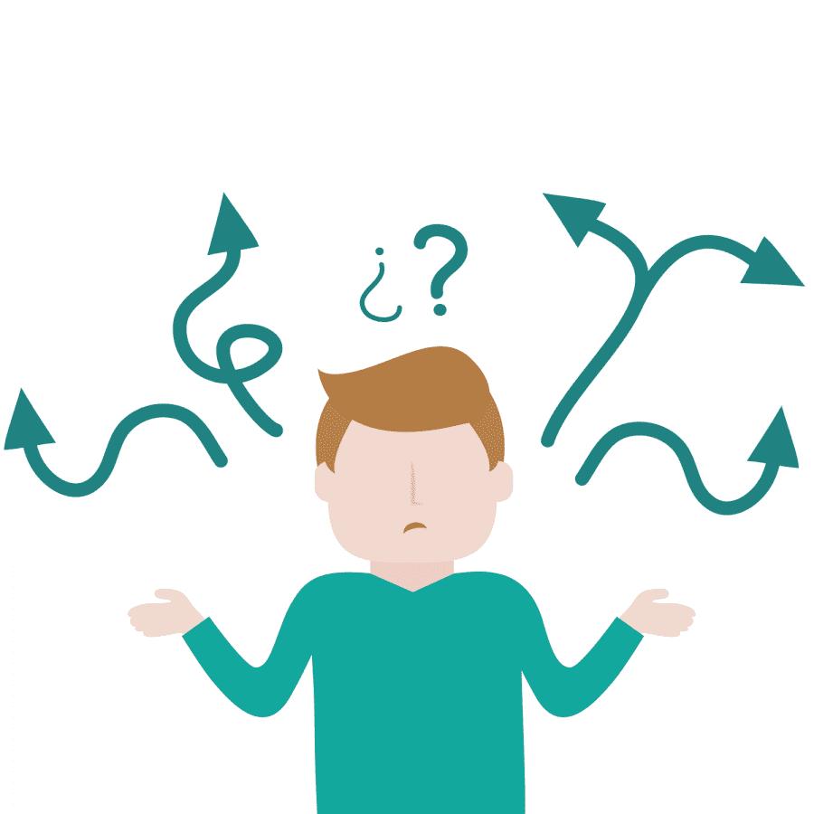 Αναποφασιστικότητα: όταν βρισκόμαστε σε συνεχές δίλημμα