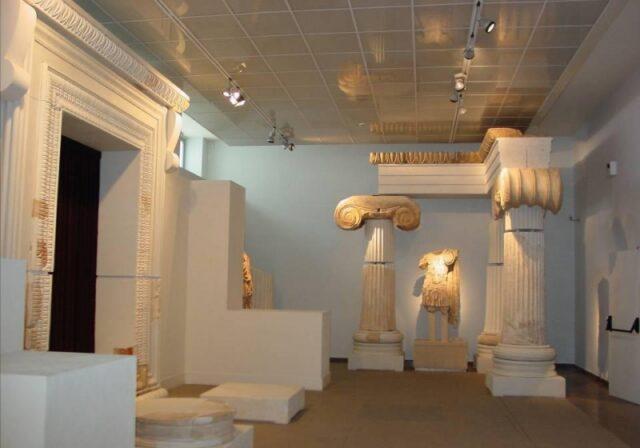 αρχαϊκός ναός