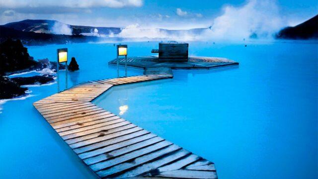 Το Blue Lagoon της Ισλανδίας
