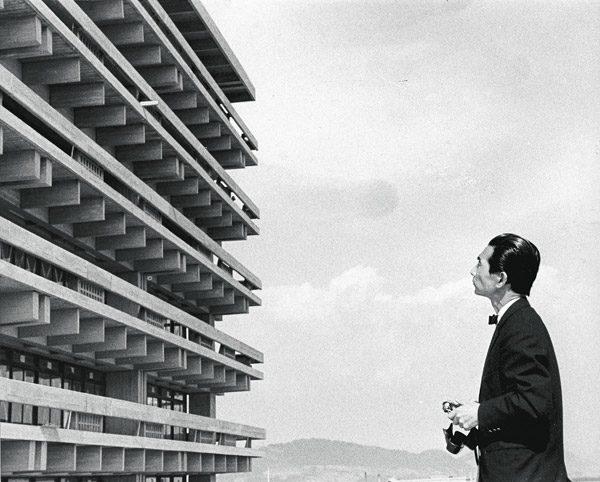 Kenzo Tange Starchitect