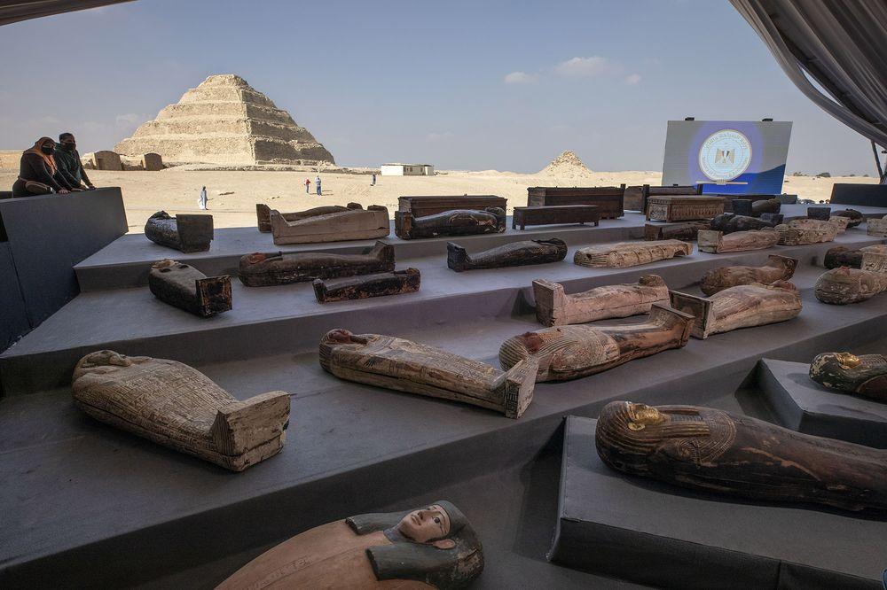 Οι αρχαιολογικές ανακαλύψεις του 2020