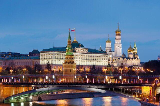Το Κρεμλίνο της Ρωσίας