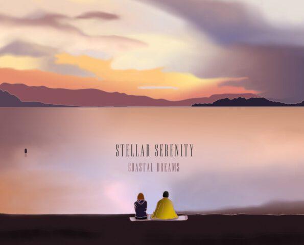 Διονύσης Μαράτος // Stellar Serenity - Artwork