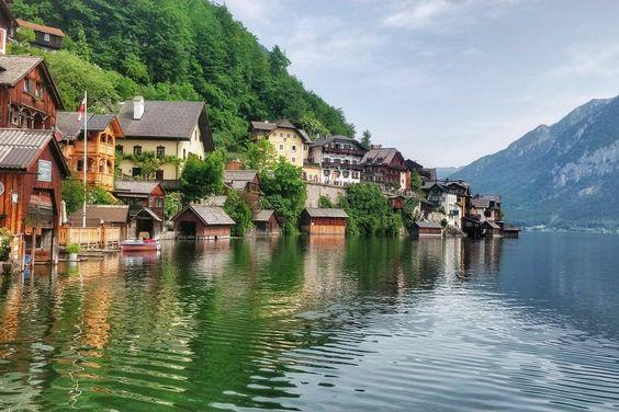 Ταξίδια στην Ευρώπη: Αυστρία