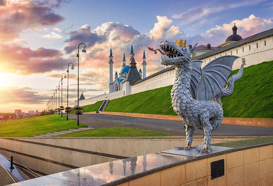 Καζάν η πολυπολιτισμική πόλη της Ρωσίας