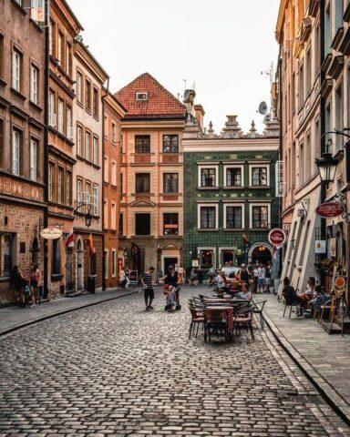 Ταξίδια στην Ευρώπη: Πολωνία