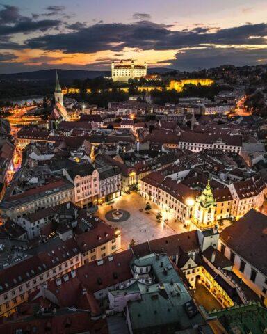 Ταξίδια στην Ευρώπη: Μπρατισλάβα