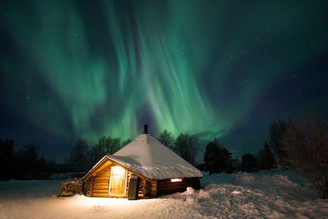 Λαπονία, Φινλανδία