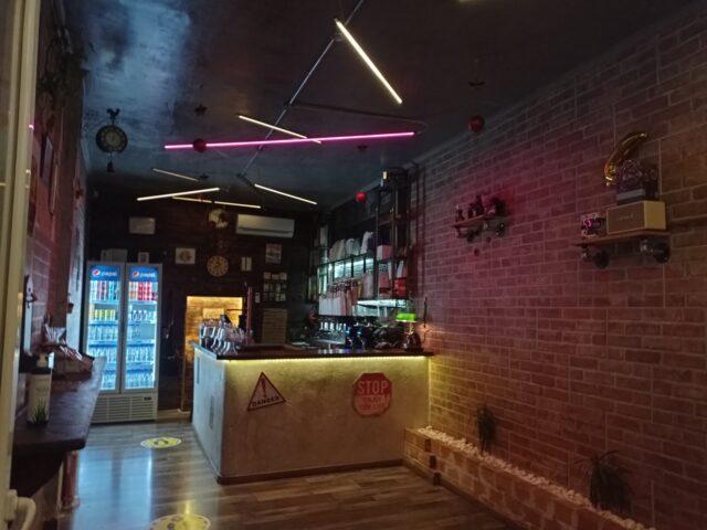 Μπρίκι Coffee Shop, Κόρινθος