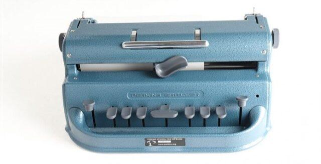 Η γραφή Braille