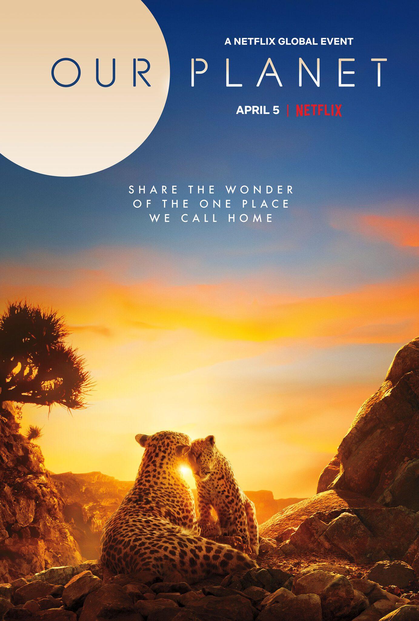 ντοκιμαντέρ που αφορούν το περιβάλλον