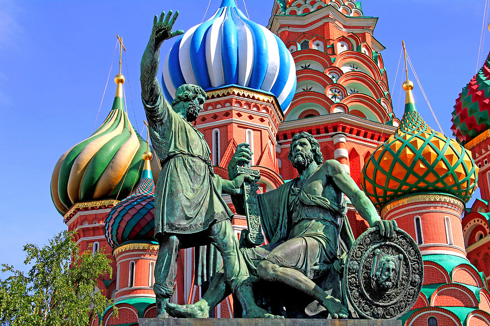 Ο Καθεδρικός Ναός του Αγίου Βασιλίου στην Μόσχα