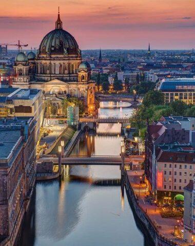 ταξίδια στην Ευρώπη: Βερολίνο