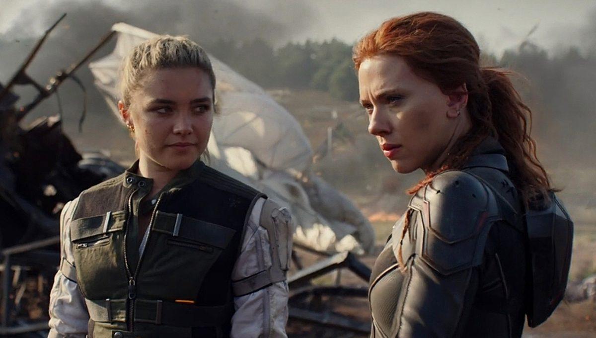 Black Widow Marvel 2021