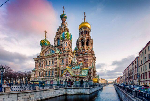 Η Αγία Πετρούπολη της Ρωσίας