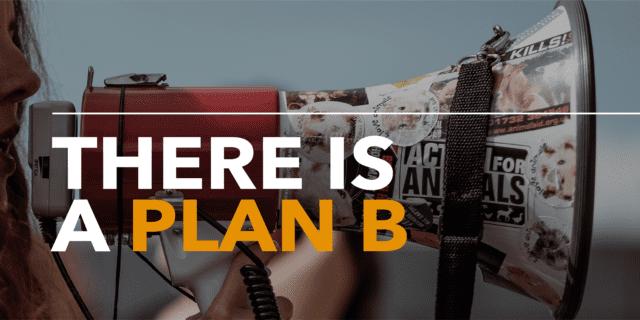 Plan B στο ταξίδι σας