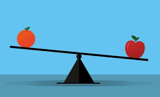 Συγκρίσεις: γιατί ''πέφτουμε'' στην ίδια παγίδα ;
