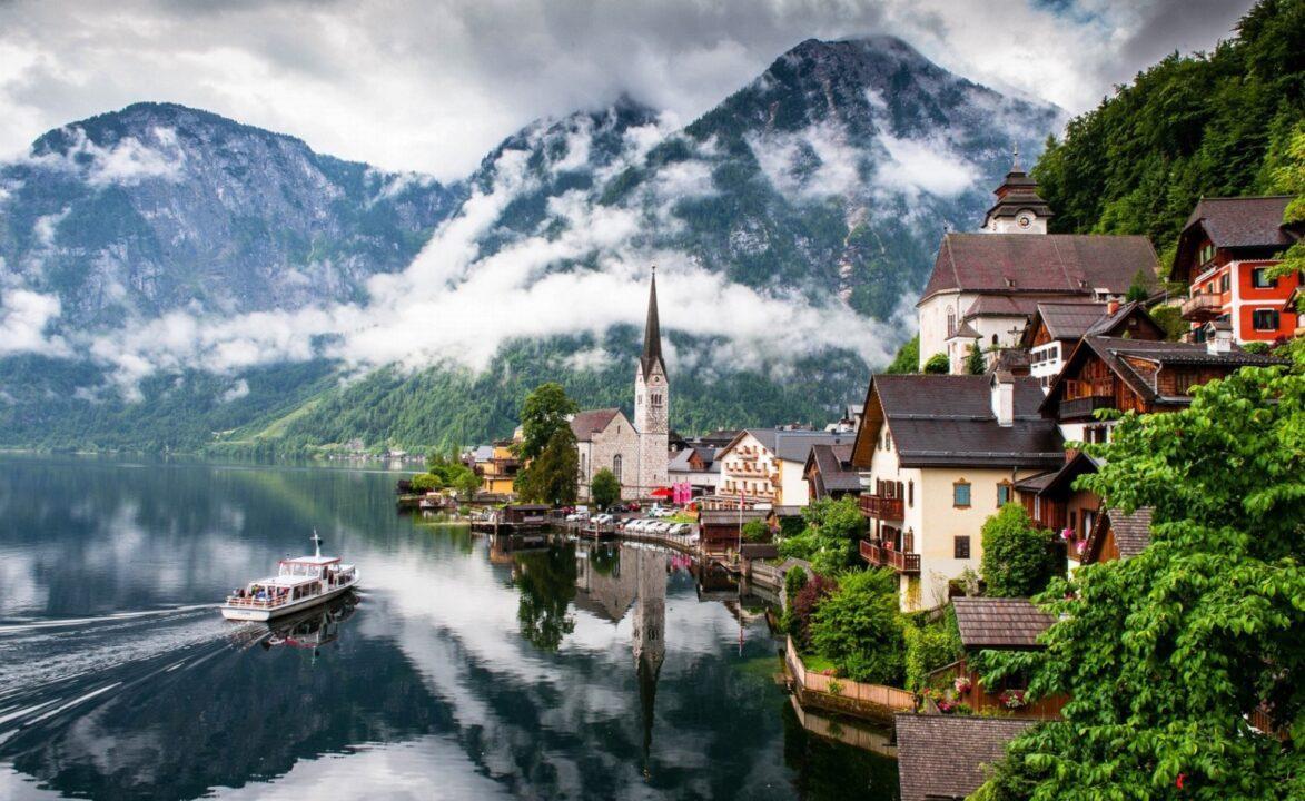Hallstatt στην λίστα με τις μικρές πόλεις του κόσμου
