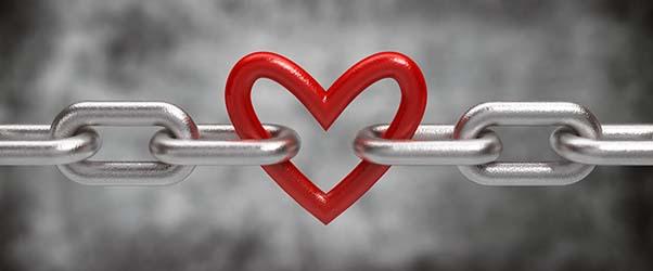 Αγάπη: ο φόβος που μας κρατάει μακριά της