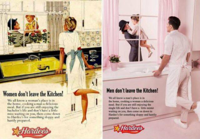 διαφήμιση και σεξισμός
