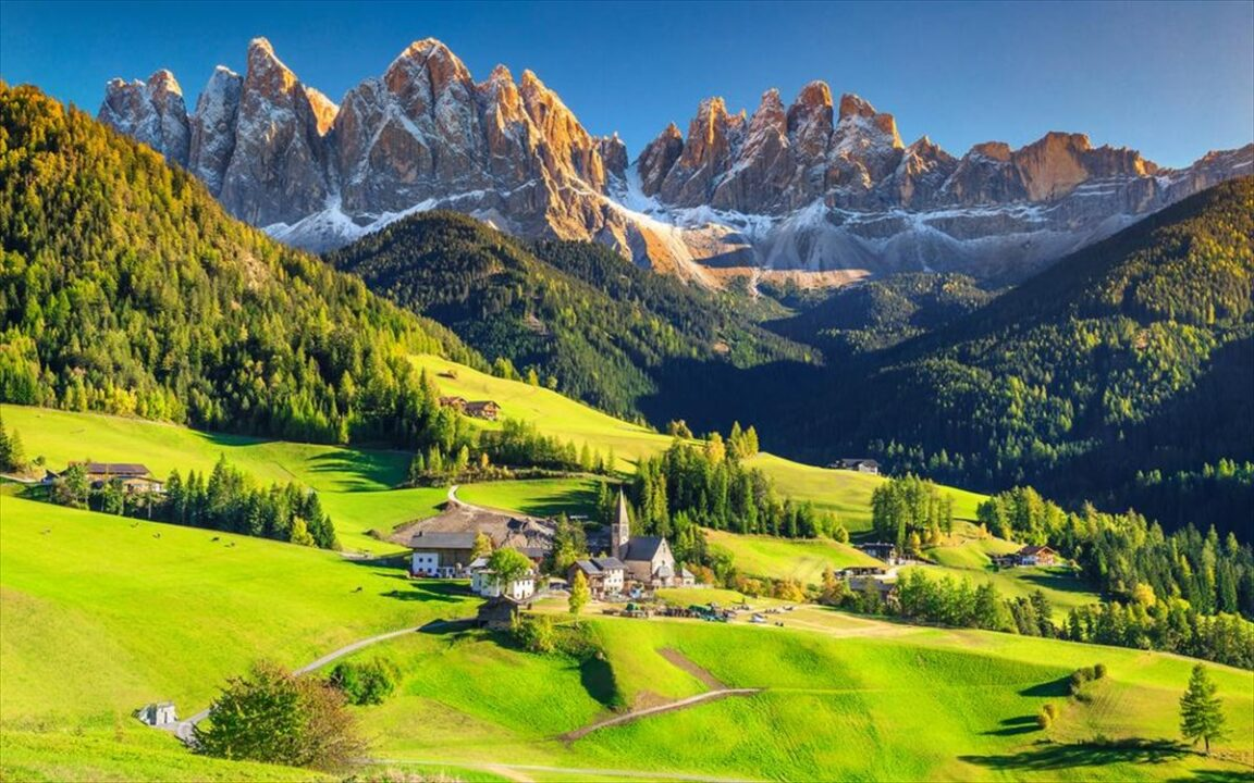 Οι εντυπωσιακή μικρή πόλη της Ιταλίας