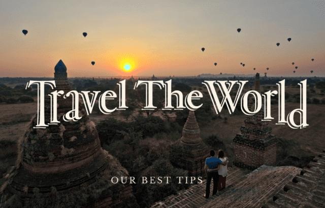 Ταξίδεύοντας τον κόσμο