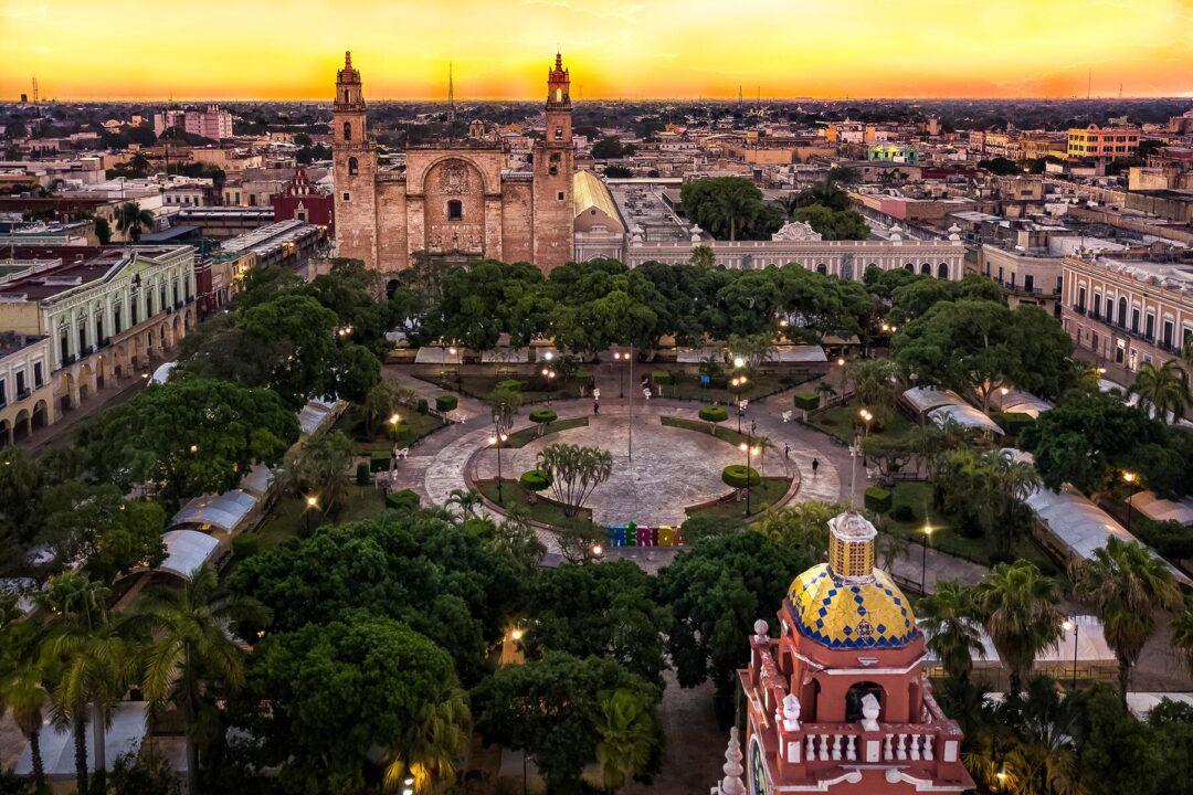 Η Μερίδα του Μεξικού
