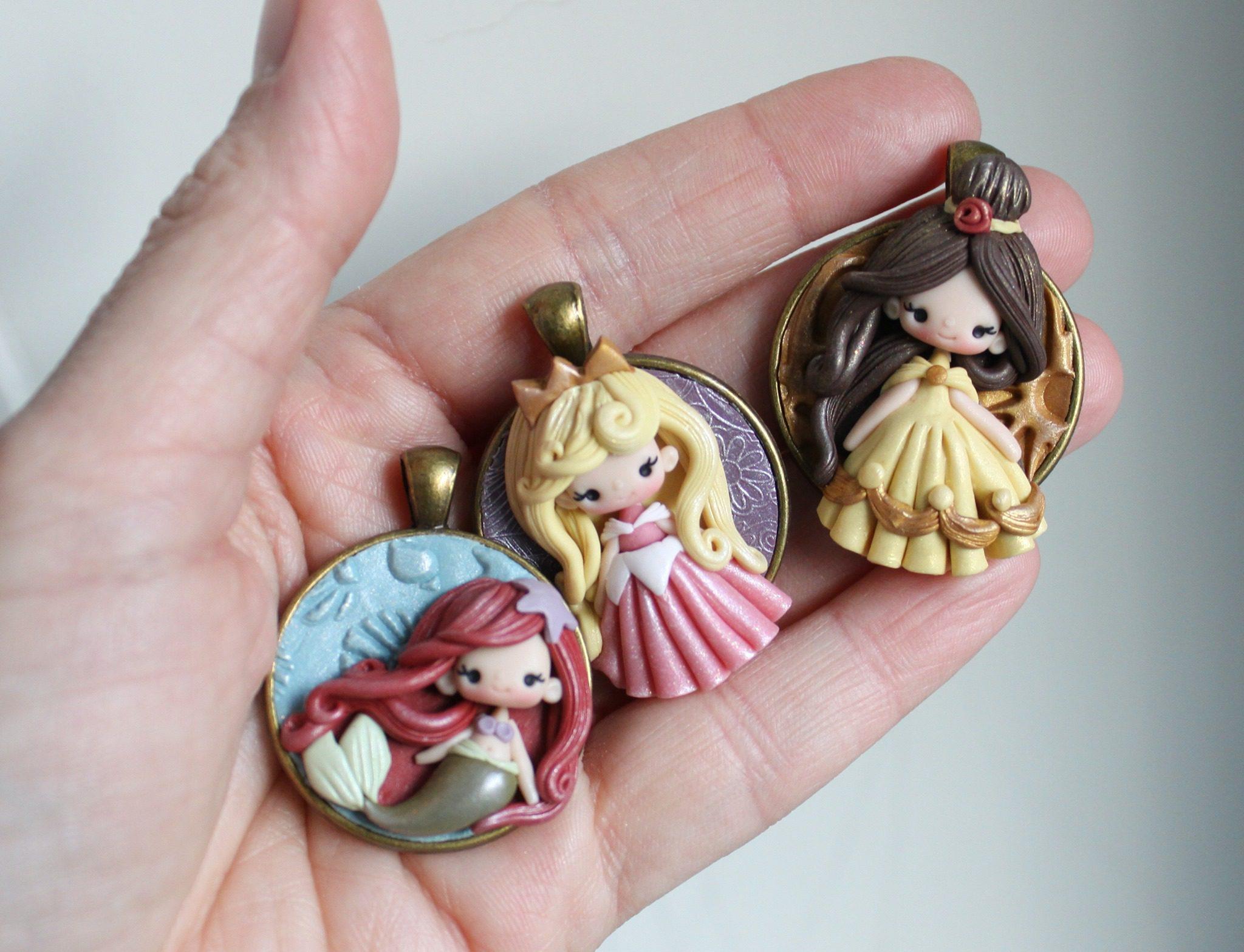 Πριγκίπισσες της Disney σε κοσμήματα.