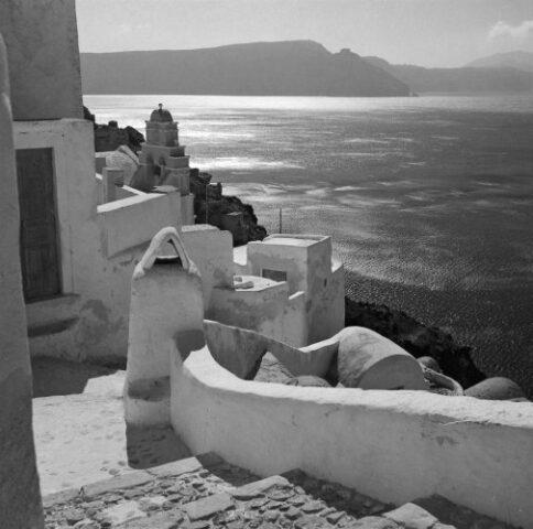 Σαντορίνη 1950- φωτογράφος Βούλα