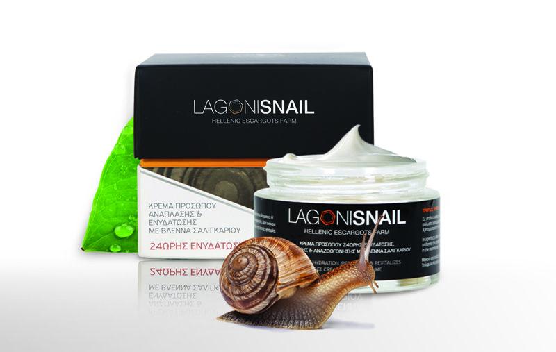snails creams