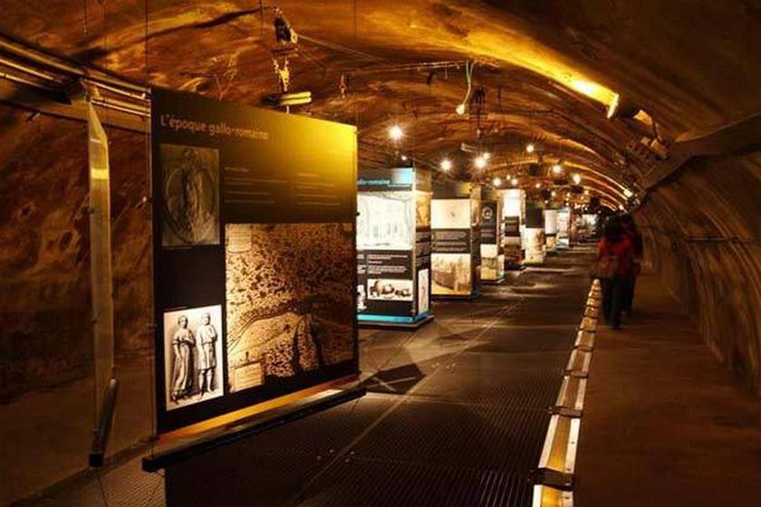 Παρίσι, μουσείο υπονόμων