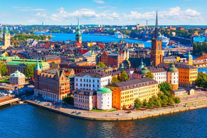 Σουηδία βιώσιμη χώρα